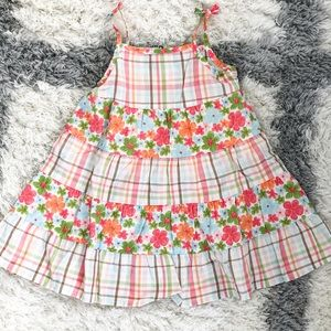 Gymboree baby dress 18-24 months with bloomers new